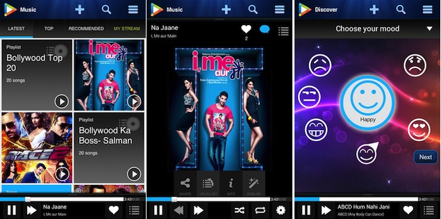 Hungama launches music streaming mobile app