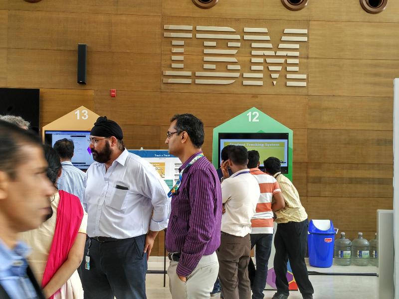Infosys to Develop Apps on IBM's Bluemix Cloud Platform