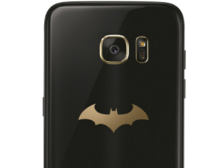 Batman-Inspired Samsung Galaxy S7 Edge Injustice Edition