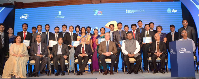 Ten Finalists Announced for Intel, DST Innovate for Digital India Challenge