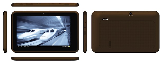 Intex launches dual-SIM i-Buddy Connect 3G tablet with voice calling
