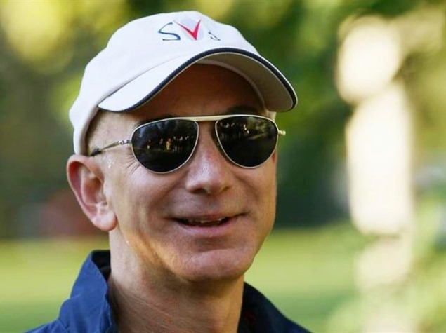 Amazon CEO's wife gives 1 star to Jeff Bezos' biography in Amazon.com review
