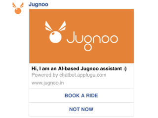 'Jugnoo Bot' Enables Auto Rickshaw Bookings on Facebook Messenger