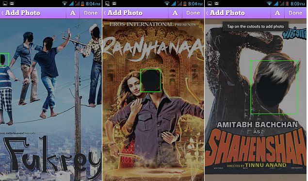 ndtv launches khachack a unique photos app with a dash of bollywood