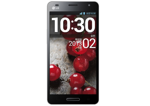 LG announces Optimus GK smartphone with 5-inch full-HD display, quad-core processor