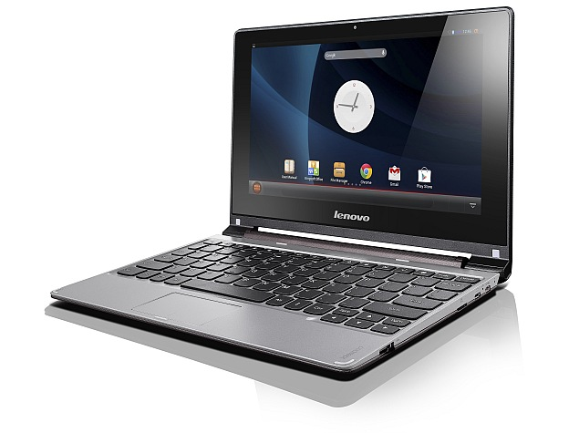 Lenovo IdeaPad A10 hybrid Android multi-mode tablet launched at Rs. 19,990