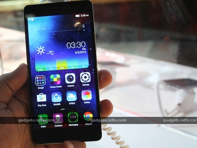 Lenovo A7000 Up for Grabs in First Flash Sale on Wednesday