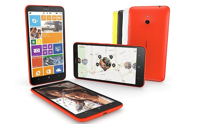 Nokia Lumia 1320 with 6.0-inch HD display launched in India at Rs. 23,999