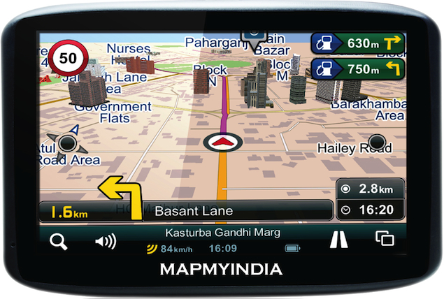 MapmyIndia Launches Lx340 Navigator with 4.3-inch display for Rs. 8,990