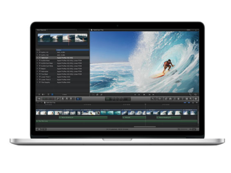 MacBook Pro Model With Intel Coffee Lake CPU Spotted on GeekBench, Tipping 2018 Refresh