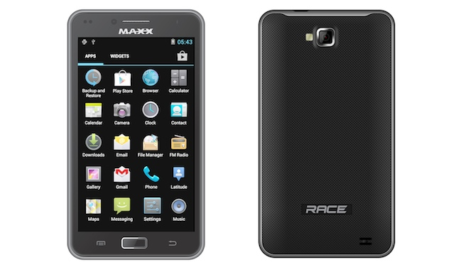 Maxx mobile launches ax8 race and ax9z race smartphones technology news - Mobel maxx friedberg ...