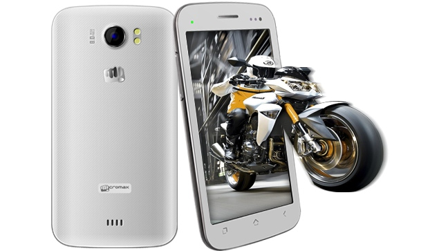 Micromax A110Q Canvas 2 Plus with 5.0-inch display, quad-core processor launched for Rs. 12,100