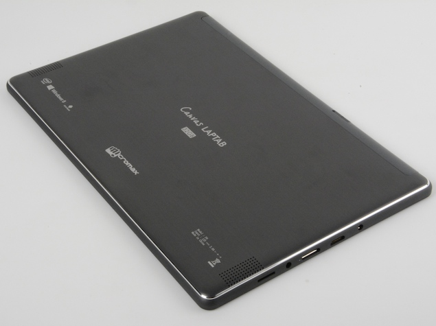 Micromax Canvas LapTab with Android, Windows 8.1 dual-boot revealed at CES 2014