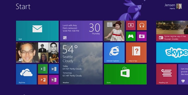 Microsoft Windows 9 aka Threshold update to be released in April 2015: Report