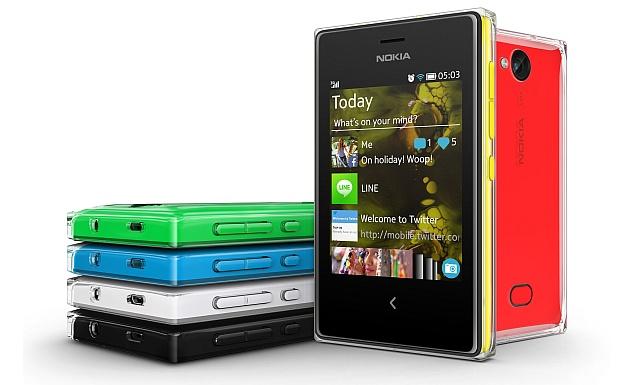Nokia Asha 500, Asha 502 and Asha 503 launched in India