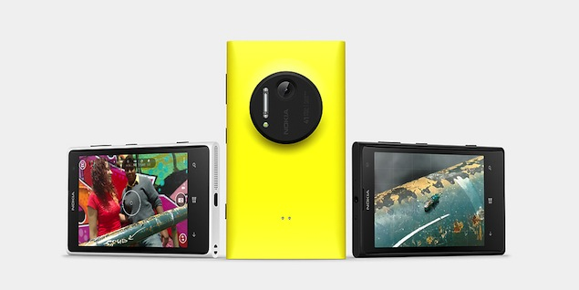 Nokia Lumia 1020 with 41-megapixel camera, Windows Phone 8 officially unveiled