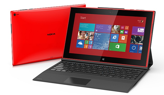 Nokia Lumia 2520 tablet with 10.1-inch full-HD display, Windows RT launched