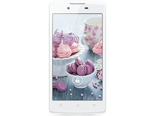 Oppo Neo with 4.5-inch display, Android 4.2, dual-core processor launched