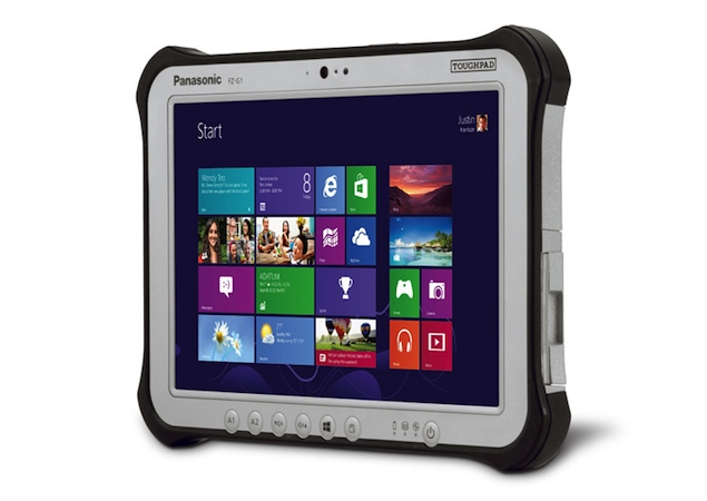 Panasonic Launches Windows 8 And Android Tablets Under