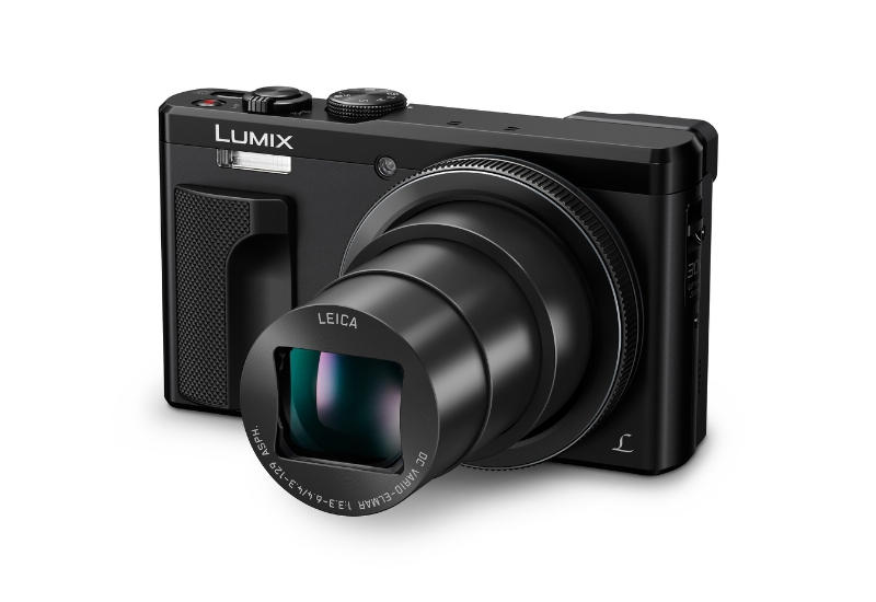 Panasonic Lumix DMC-ZS60 Travel Zoom Camera Launched at CES 2016