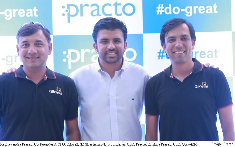 Practo Acquires Hospital Appointment Scheduling Platform Qikwell