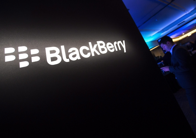 Government to take over possession of BlackBerry interception infrastructure