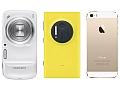 iPhone 5s vs. Nokia Lumia 1020 vs. Samsung Galaxy S4 Zoom: Camera comparison