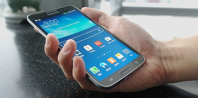 Samsung Galaxy Round curved display smartphone launched as Note 3 variant