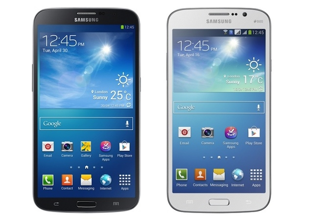 Samsung Galaxy Mega, Galaxy S4 mini, Galaxy S4 Activ and Galaxy S4 Zoom rumoured launch dates revealed
