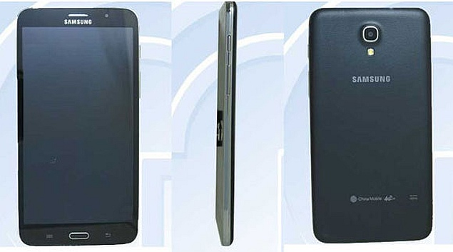 Alleged 7-inch Samsung 'smartphone' spotted in Tenaa listing