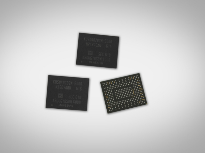 Samsung Unveils World's Smallest 512GB SSD That Weighs Just 1 Gram