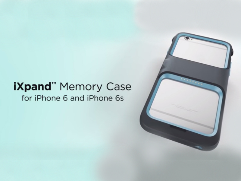 add storage to iphone 6 sandisk ixpand memory launched for iphone 6 iphone 16554