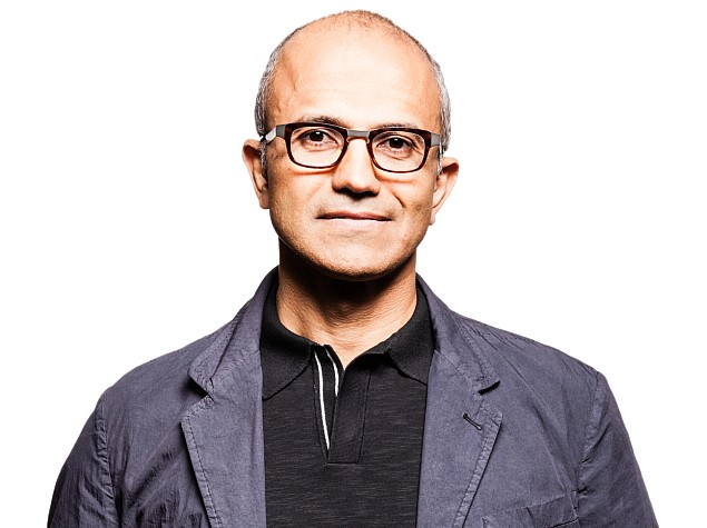 Who is Satya Nadella?