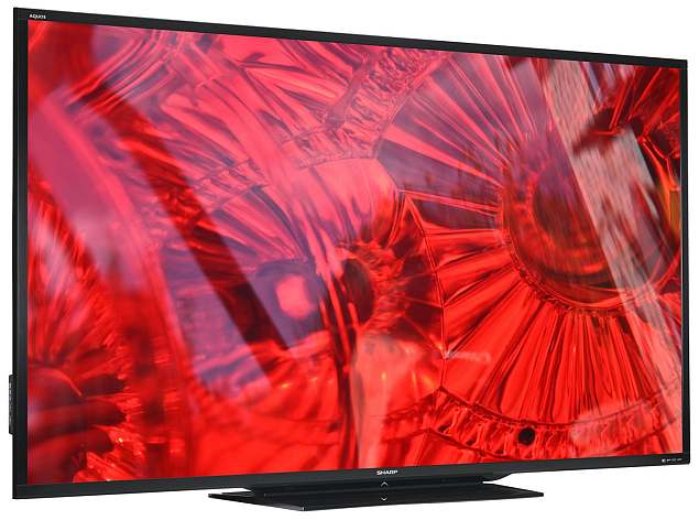Sharp India launches LC-90LE740X 90-inch 3D Internet LED TV at Rs. 19,99,990