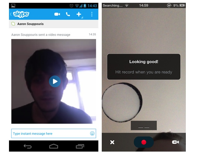 Skype video messaging coming this week to iOS, Android, Mac: Report