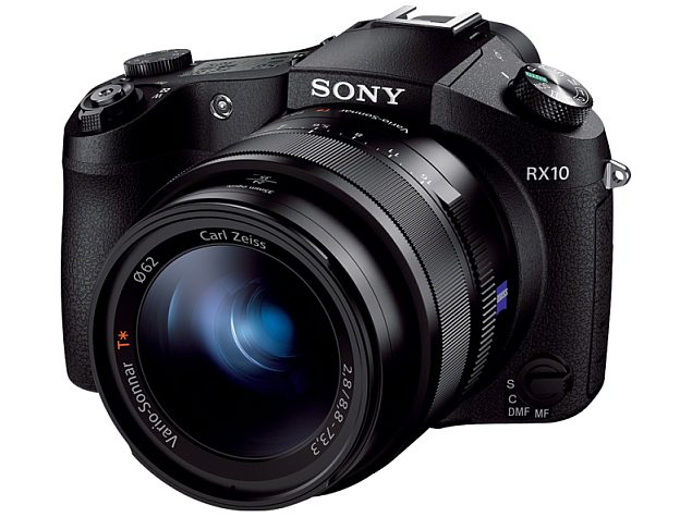 Sony Cyber-shot RX10 with 20.2-megapixel Exmor R sensor launched at Rs. 84,990