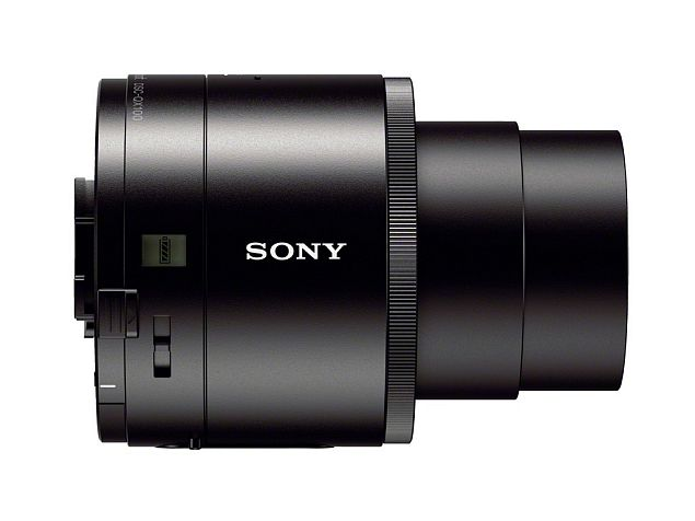 Sony Cyber-shot DSC-QX100 and DSC-QX10 lens cameras launched in India