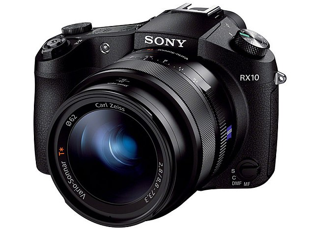 Sony Cyber-shot RX10 launched with massive 1-inch Exmor R BSI CMOS sensor