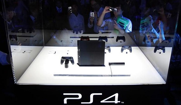 Sony says it has sold more than 7 million PS4 consoles since launch