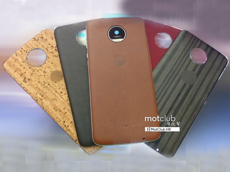 Moto Z Leak Shows StyleMod Covers; Project Tango Smartphone Details Tipped