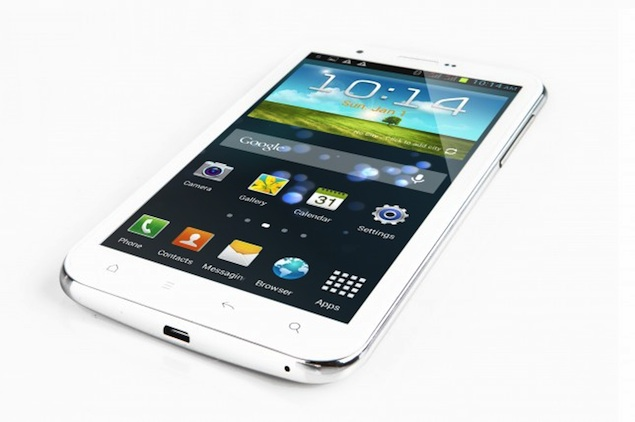 Swipe launches MTV Volt 1000 phablet with 6.0-inch display for Rs. 11,999