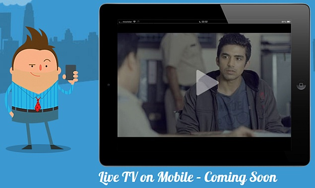 Tata sky dth mobile app, everywhere tv app, android app; ios app.