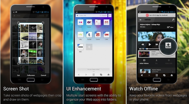 UC Web launches updated version of UC Browser for Android, Java and iPad