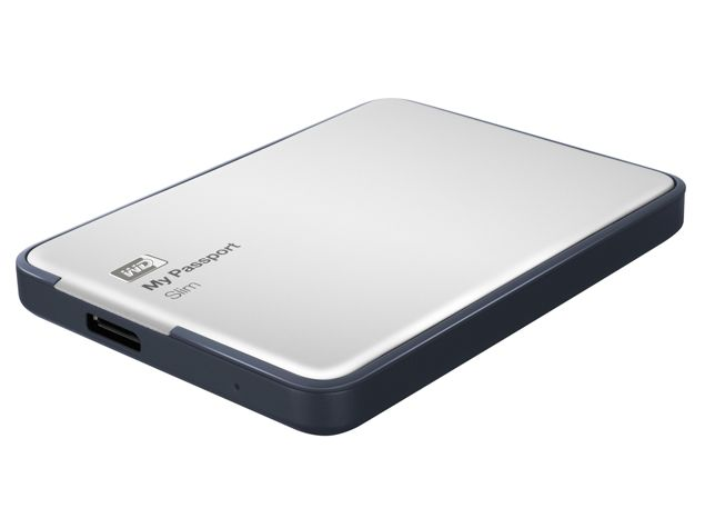 WD My Passport Slim external hard drives launched in India
