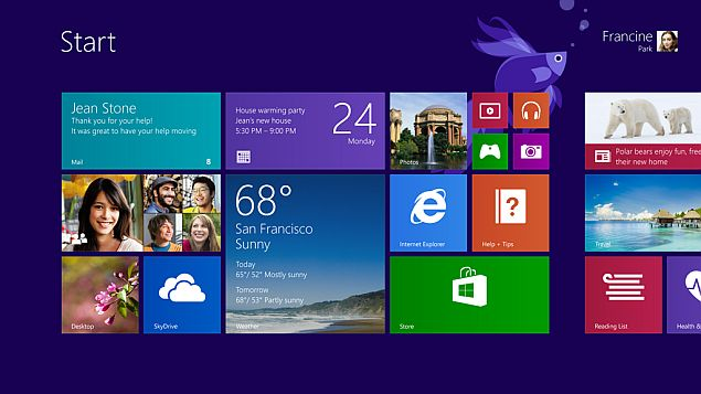 Microsoft Windows 8.1 coming to public in October: Reports
