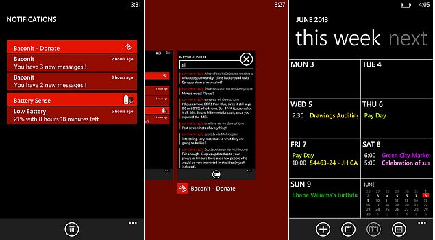 Windows Phone 8 GDR3 update being internally tested, will bring notification centre: Report