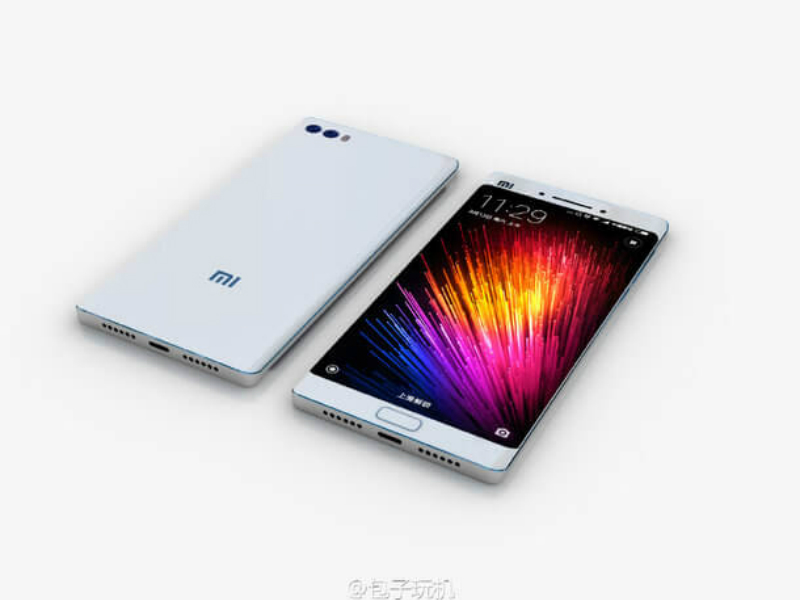 Xiaomi Mi Note 2 Detailed Specifications and Price Leaked; Iris Scanner Spotted