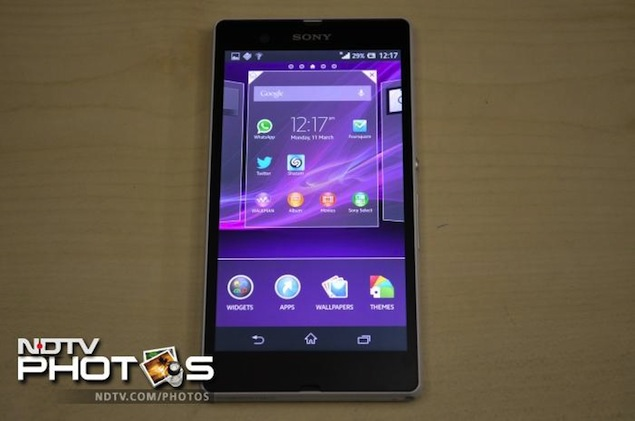 Sony Xperia Z sales top 4.6 million in 40 days: Report