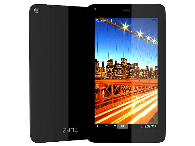Zync Z605 with 6.5-inch display, Android 4.2 launched for Rs. 7,999
