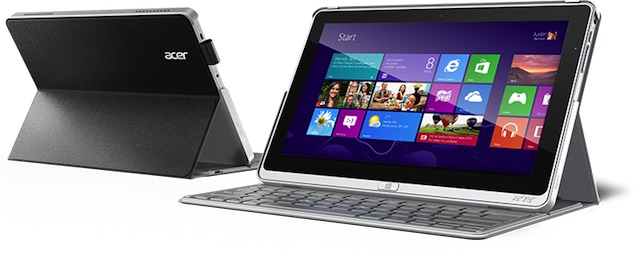 Acer unveils Aspire P3 and Aspire R7 convertible notebooks with Windows 8